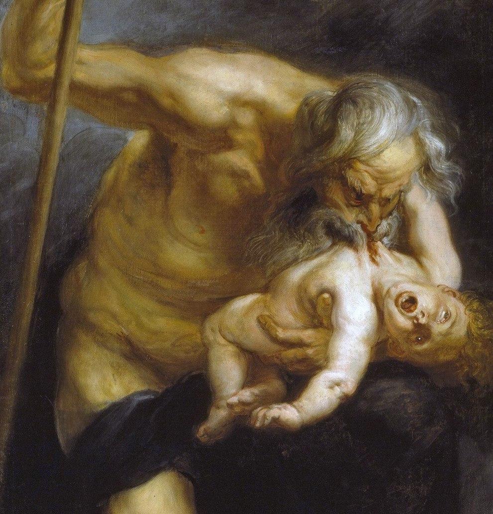 Сатурн, пожирающий своего сына