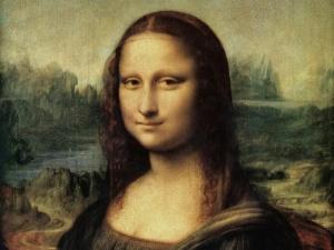 ЛЕОНАРДО ДА ВИНЧИ. «Мо́на Ли́за, Джоко́нда».1503 - 1505. Лувр