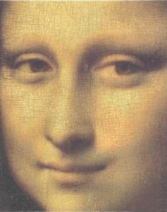 "ЛЕОНАРДО ДА ВИНЧИ. ""Мона Лиза Джоконда"". 1503 - 1506. Лувр. Париж."