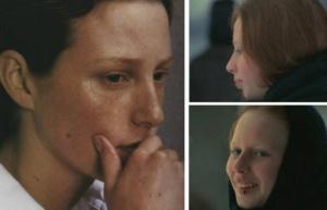 Девочка, в которую был влюблен Алексей в своем военном детстве...