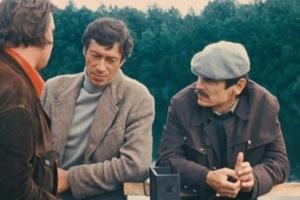 """Оператор фильма """"Зеркало"""" Георгий Рерберг (1937 - 1999), режиссер фильма - Андрей Тарковский (1932 - 1986)."""