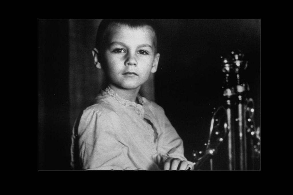 """Филипп Янковский.. В фильме """"Зеркало"""" - Алеша (5 лет)..."""