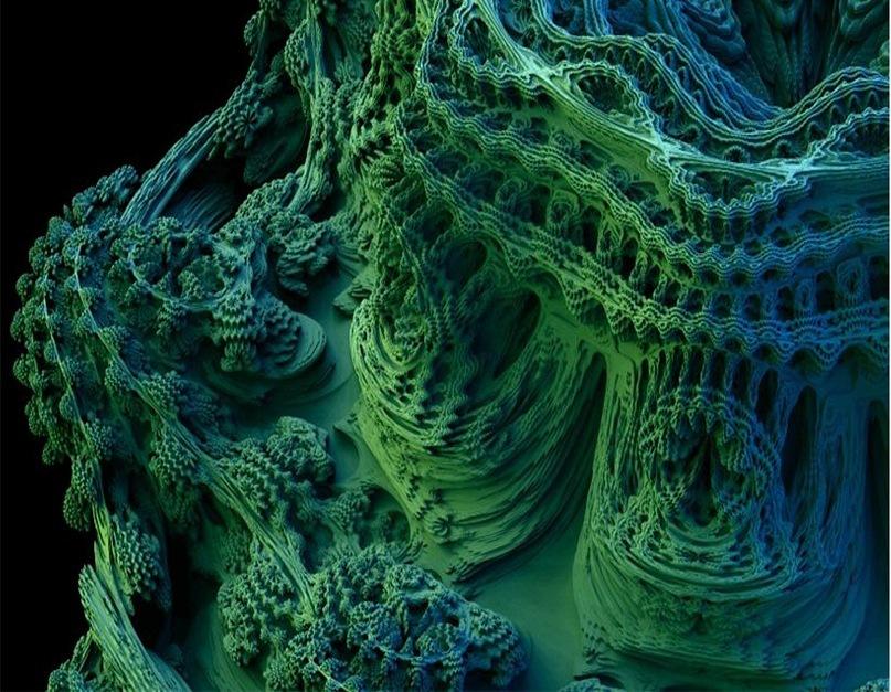 Портрет Вселенной Антонио Гауди...