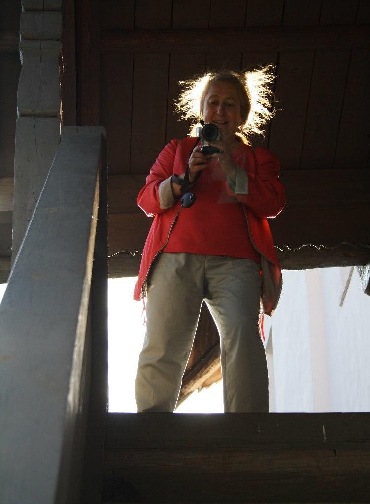 Марина Михайловна Бреслав - главный в группе фотограф-интуитивист...