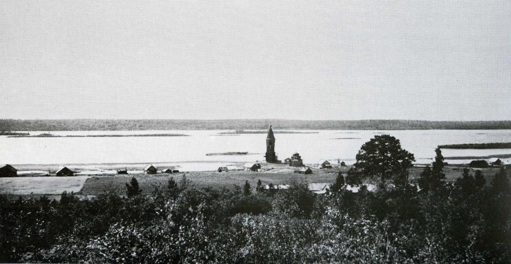 Село Кондопога
