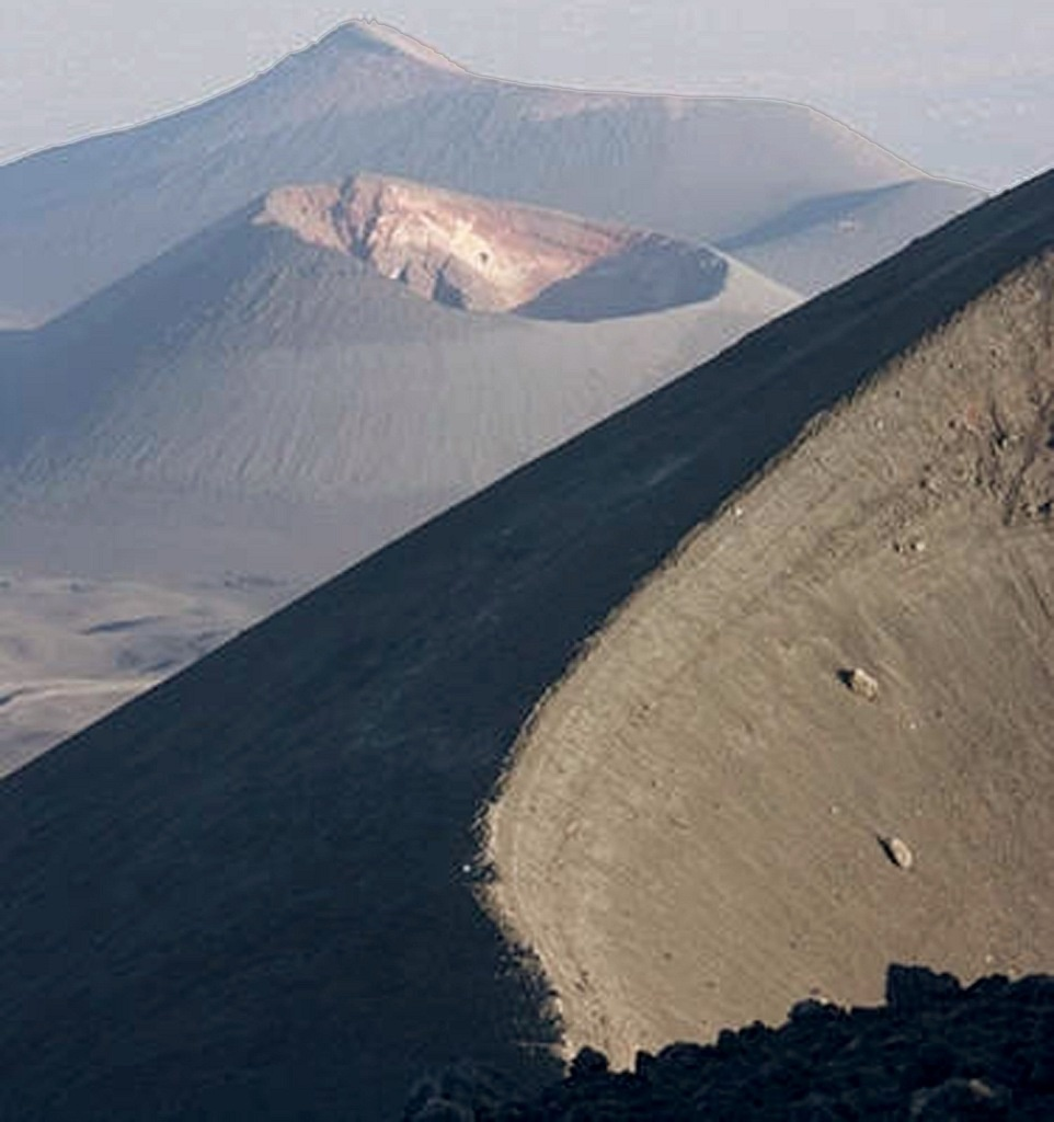Остров Сицилия. Вулкан Этна
