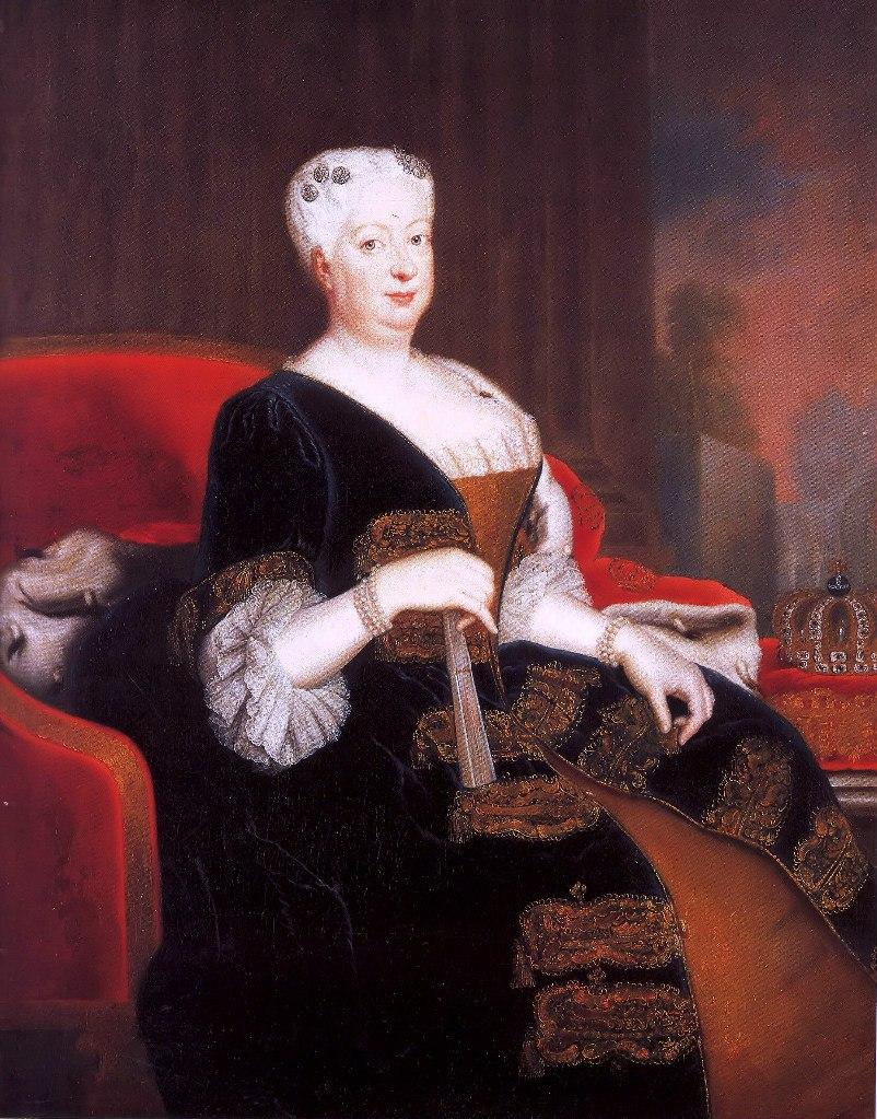 """ЖЕНА ГЕРОЯ - София Доротея Ганноверская (1687 - 1757). Мать Фридриха II Великого, королева Пруссии в качестве супруги Фридриха Вильгельма I - «короля-солдата». Фридрих Вильгельм был равнодушен к жене, но """"всегда верен своей Фикхен""""."""