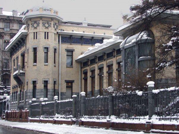 Особняк М. Ф. Кшесинской. Кронверкский проспект, 1-3. Арх. А. И. фон Гоген. 1904-1908.