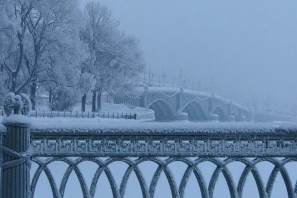 Дивные петербургские панорамы...
