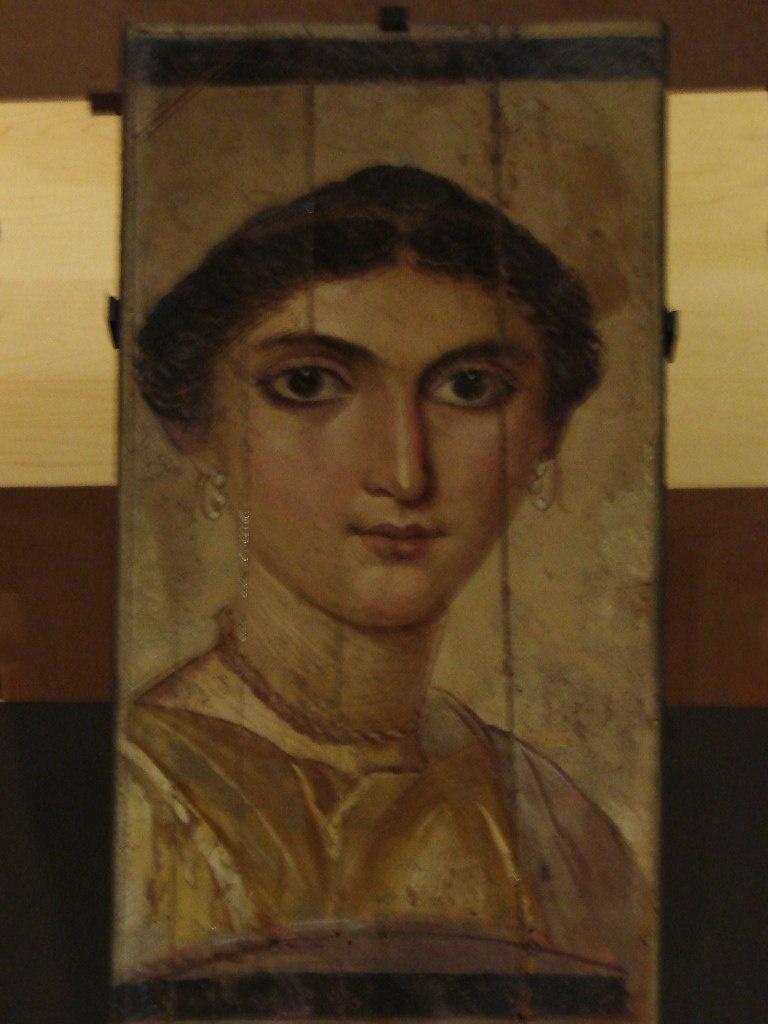 Общее количество фаюмских портретов насчитывает не менее 750, многие из них хранятся в Египетском национальном музее, другие разбросаны по музеям и коллекциям всего мира. В России небольшая коллекция хранится в музее изобразительных искусств им. Пушкина.