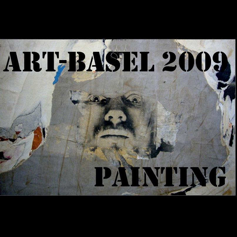 """Реклама выставки """"Арт-Базель"""" 2009 года"""