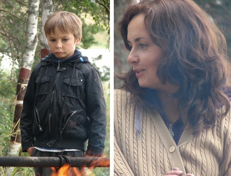 Все получилось - довольна успехами сынка мама Ксюша...