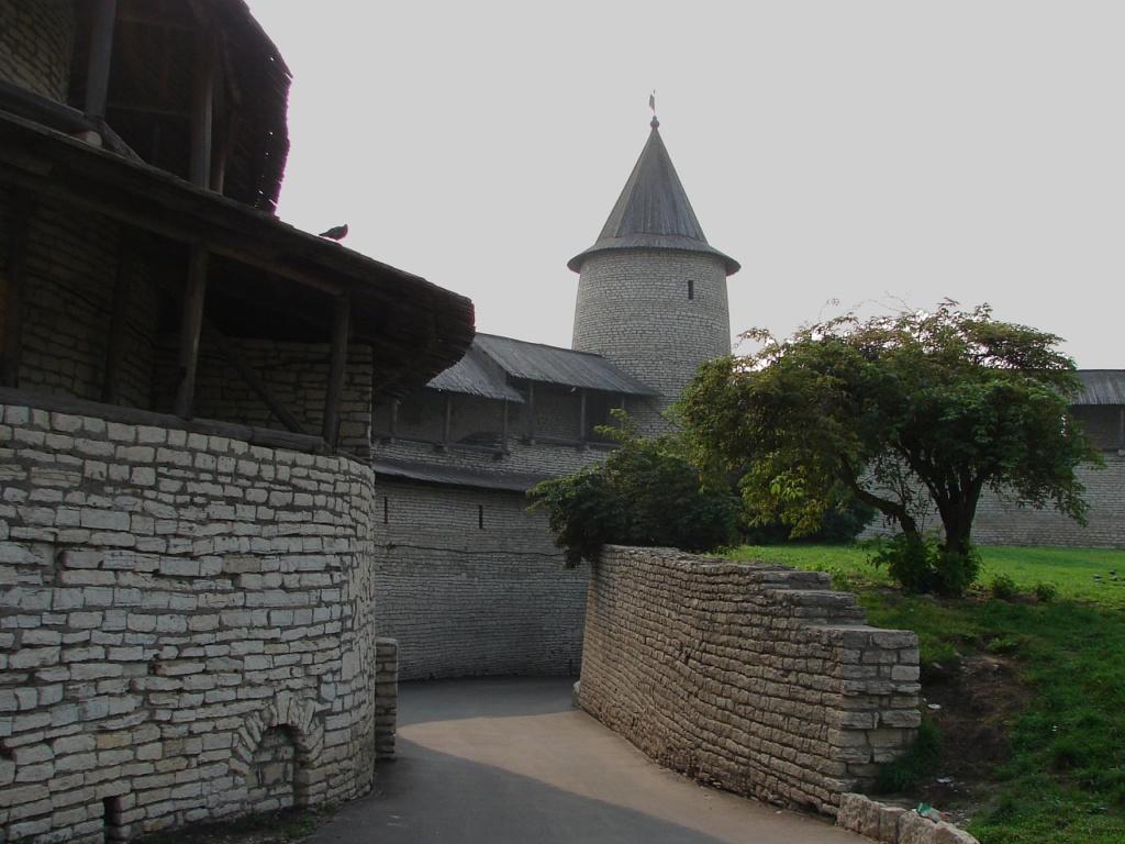 «Захаб» - узкая дорога-ловушка, заманивающая в крепость