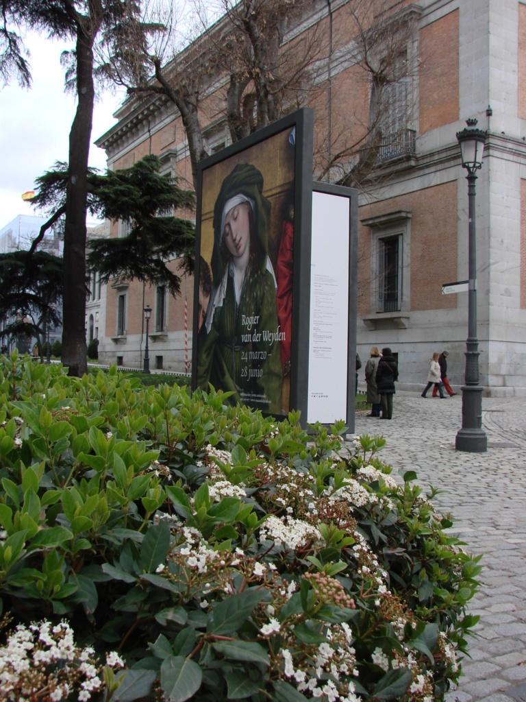 Радостное известие - открыта выставка Рогира ван дер Вейдена.