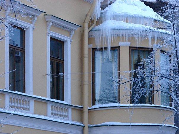 Дом Архитектора. Бывший особняк Половцова. Большая Морская, 52.