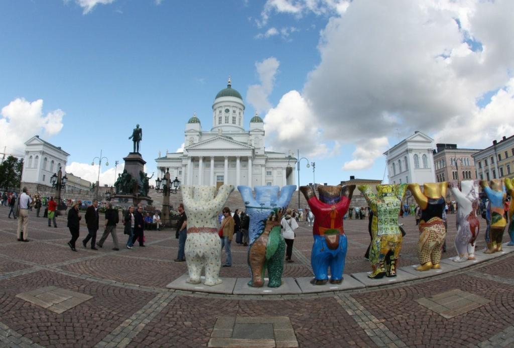 ИСТОРИЯ ВЫСТАВКИ. Хельсинки. 2010.