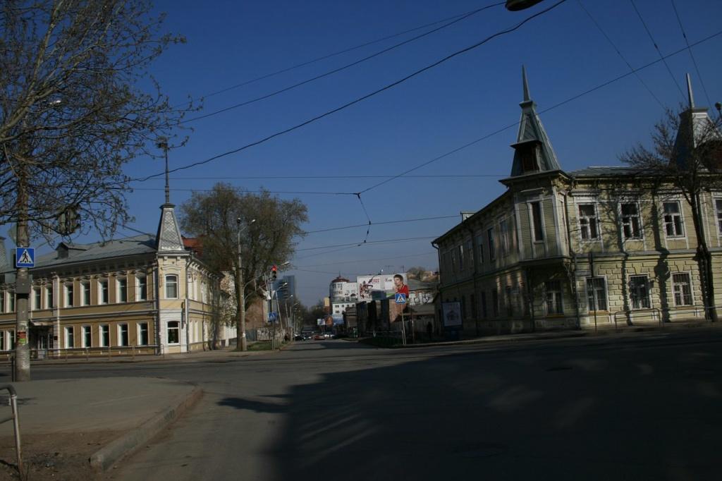 САМАРА Здание бывшей второй женской гимназии
