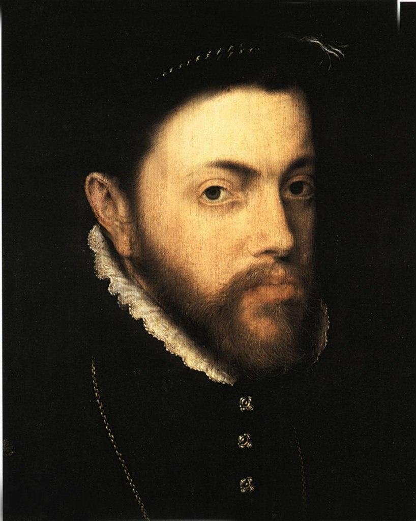 Филипп II (1527—1598) — человек с очень большими странностями.