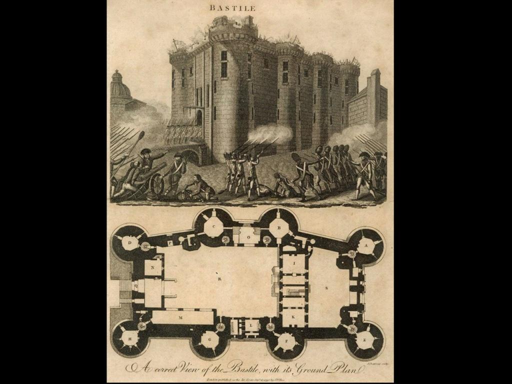 Новый самый радикальный этап в жизни Лувра начался со взятия Бастилии, построенной при короле Франции Карле V, правившем страной с 1364 по 1380 годы.
