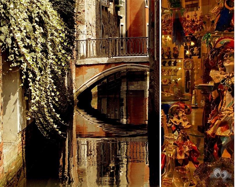 """Даже в """"недрах"""" своих Венеция привычно разряжена... Все прекрасно, господа, в таком городе не может быть иначе. Не печальтесь - веселитесь, ведь вы - в Венеции..."""