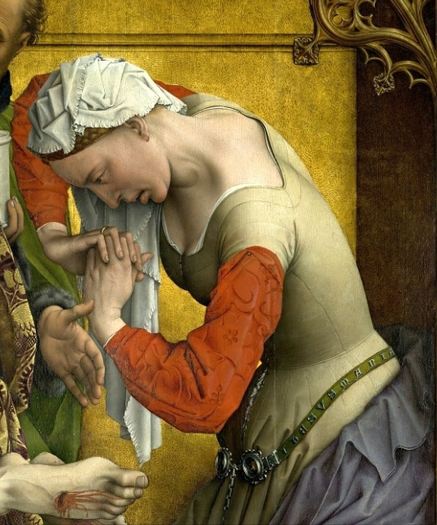 an analysis of the importance of the figures of ruth and mary magdalene for the religious tradition Historians do wonder about mary magdalene's relationship with jesus popular tradition turned her mary may well have been an important figure in.