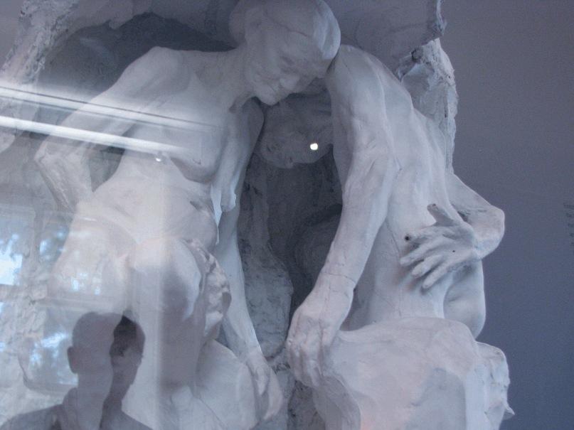 """Музей Огюста Родена в старинном особняке, недалеко от Дома инвалидов. """"Третий возраст"""""""