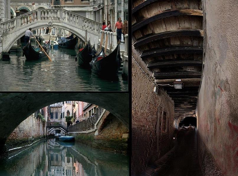 """Виды Венецианских """"недр"""" - от светлых, до непристойно грязных..."""
