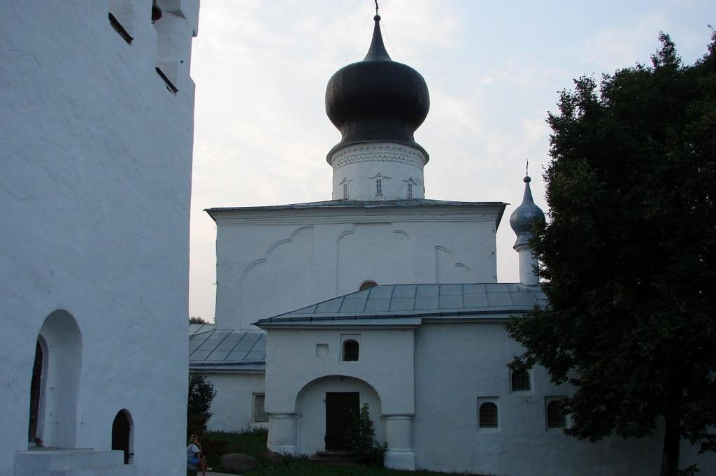 Церковь Успения у парома. XVI-XVIII век