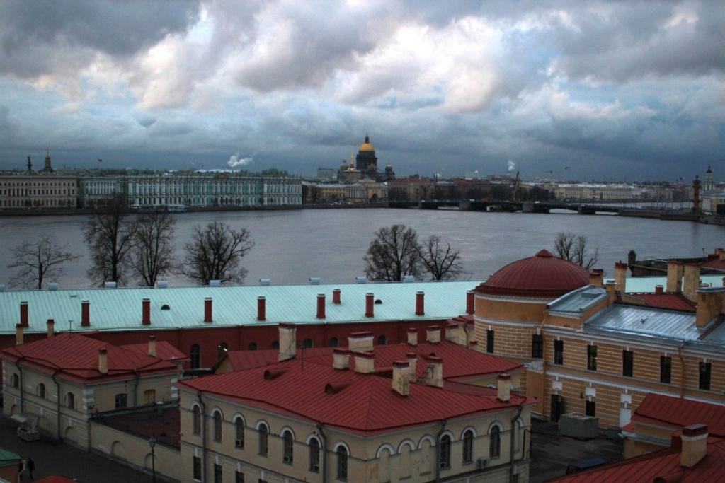 Отчет: состояние Петербурга на 27 ноября 2012 года.
