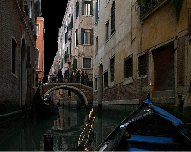 "Венецианские ""недра""..."