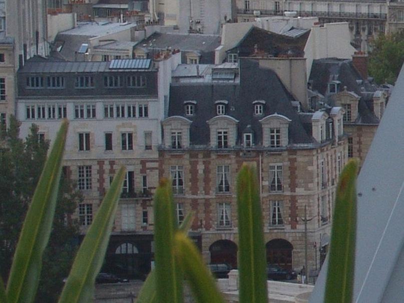 Круговая панорама Парижа. Фрагмент 4. Увеличение.