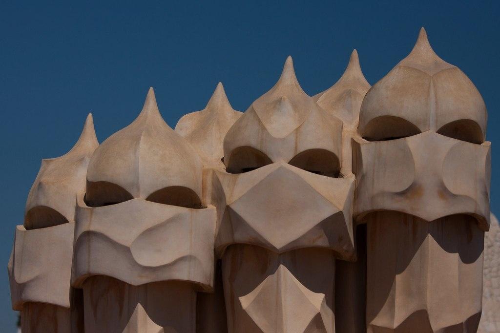 "Каса Мила. ""Сад скульптур"" на крыше Дома. Подводим итог..."
