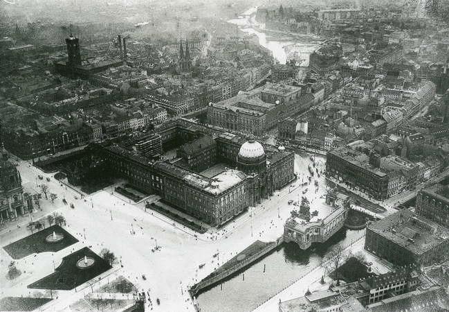 Довоенный Берлин...