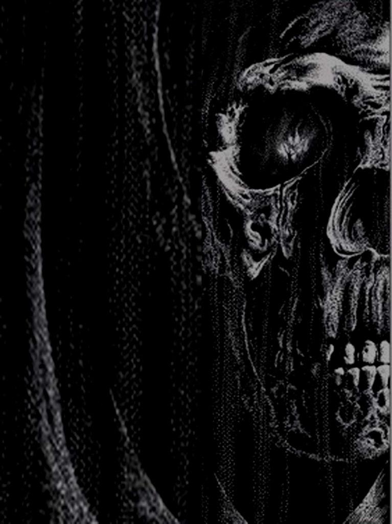 Вы ничего не можете различить в темноте? Такого и нельзя увидеть, даже вообразить трудно, как грешник становится высыхающим деревом и пребывает в этом состоянии Вечность...