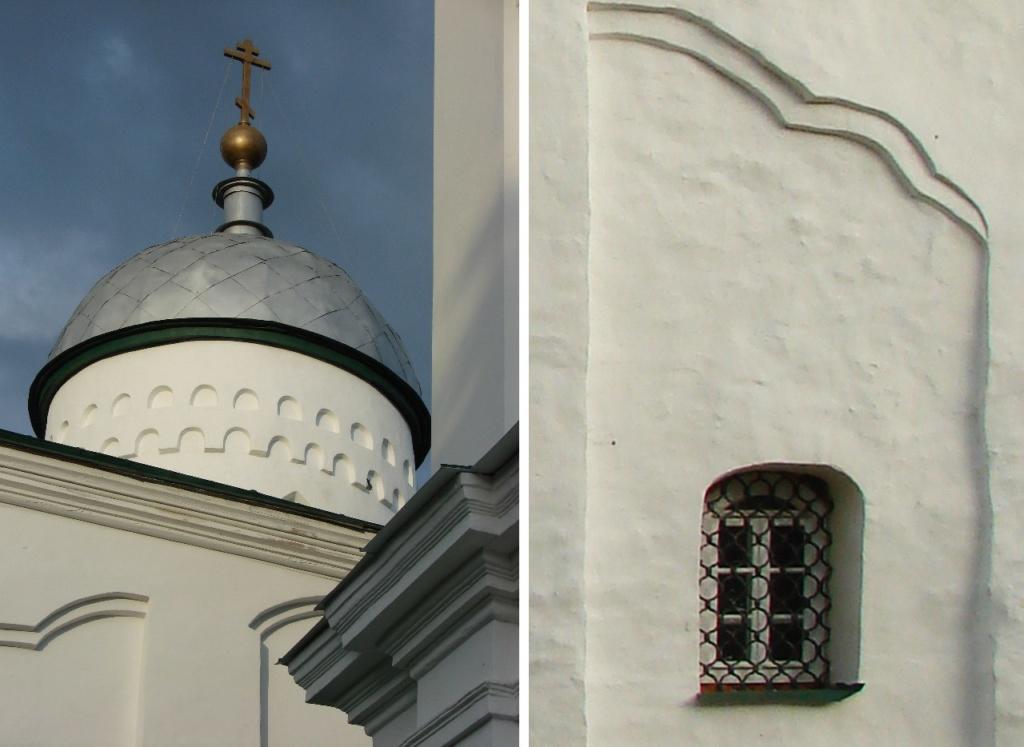 Никольский собор в Изборской крепости...