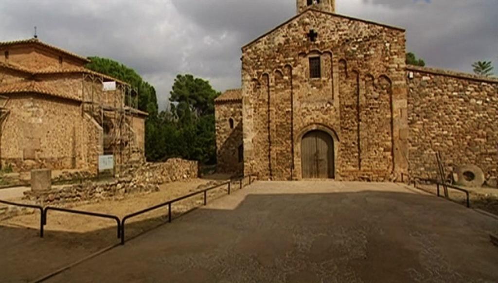 Поселение вестготов в Испании, свидетельствующих о том, что их цивилизация уступала европейской в принципе, а потому ничего не способна была дать завоевываемым землям, на которых стояли древнеримские города.