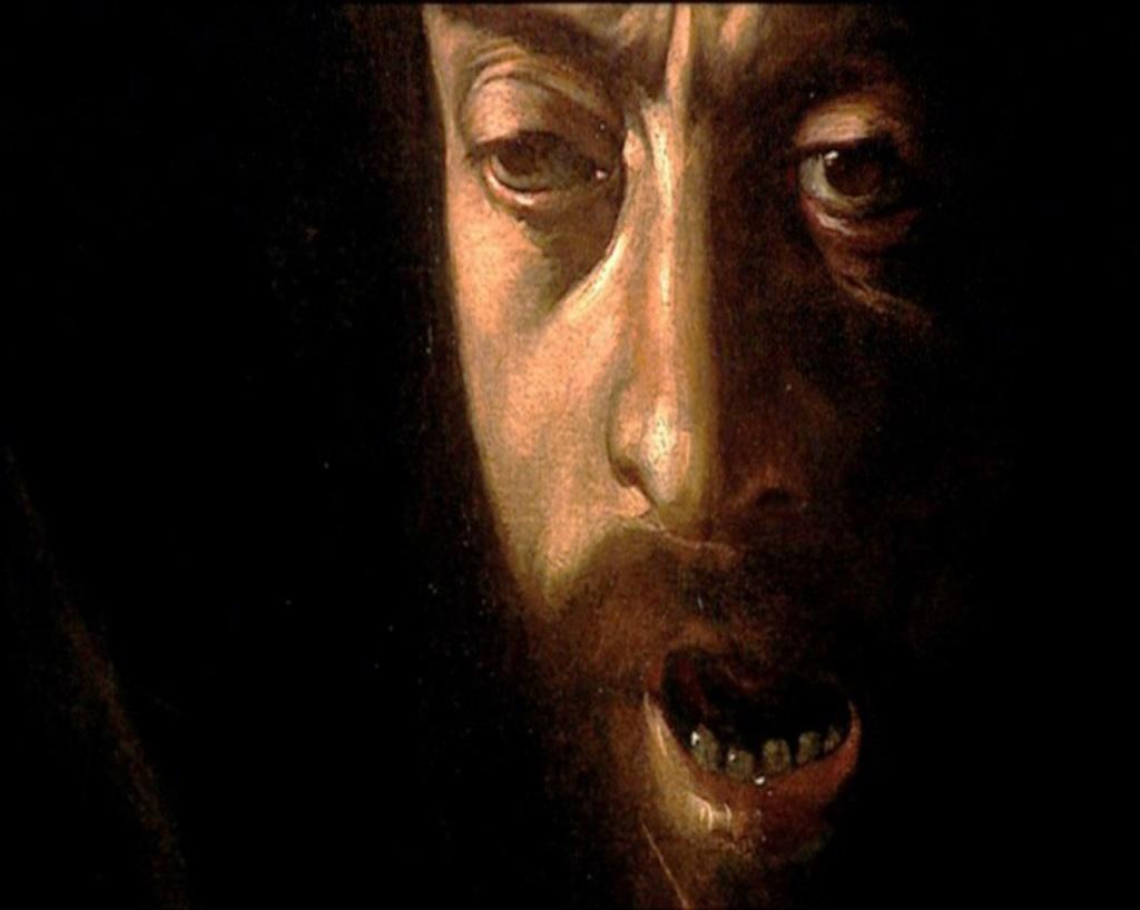 Картина, что еще не написана, - для ее написания необходимо самое высокое духовное прозрение, что дается лишь в мучениях...