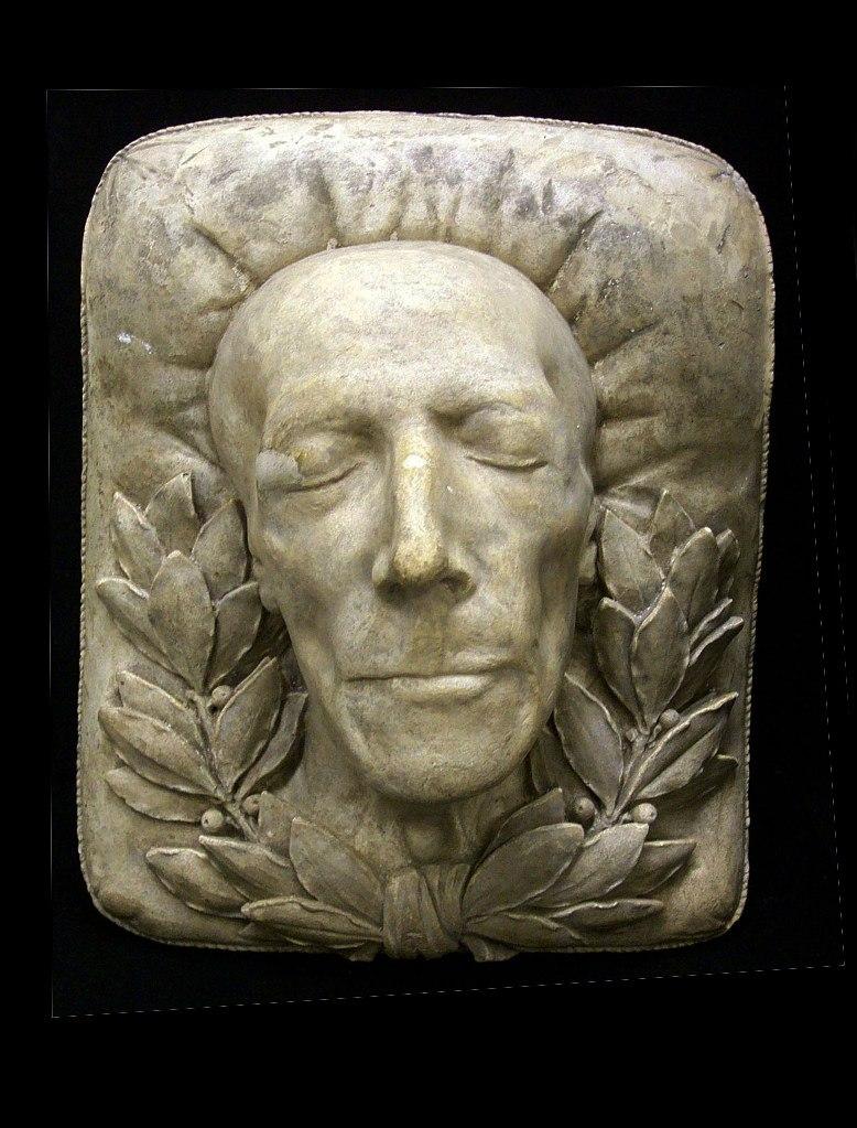 Посмертная маска Фридриха II Великого.