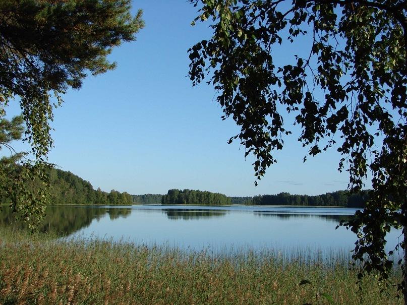 Озеро Масельки прекрасное...