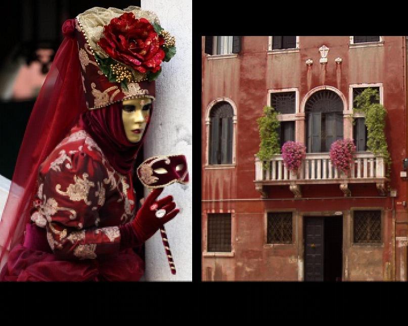 """Венецианские """"недра"""", определяющие строй чувств """"чужеземцев, попавших в капкан"""" - попавших в городом устроенную ловушку..."""