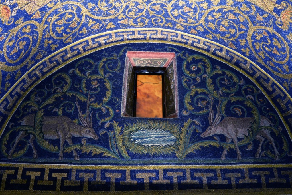 Мавзолей Галлы Плацидии Русский искусствовед Павел Муратов писал о мавзолее  Галлы Плацидии в начале XX века...