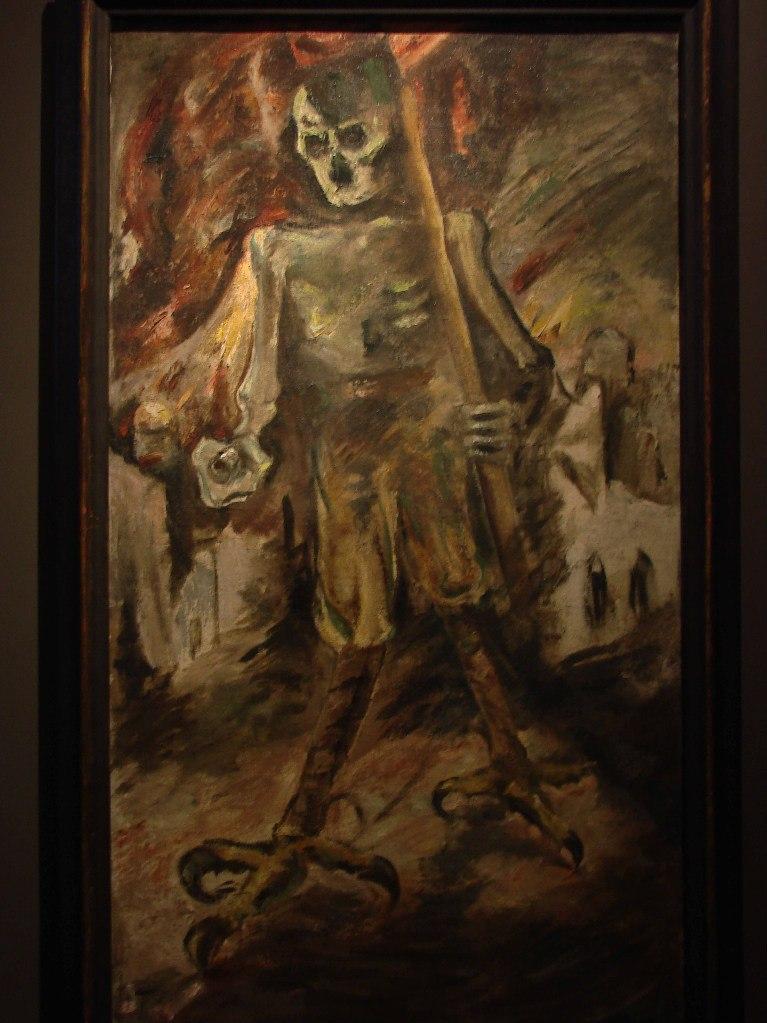 """Берлин. Еврейский музей. Портрет """"Дьявола""""..."""