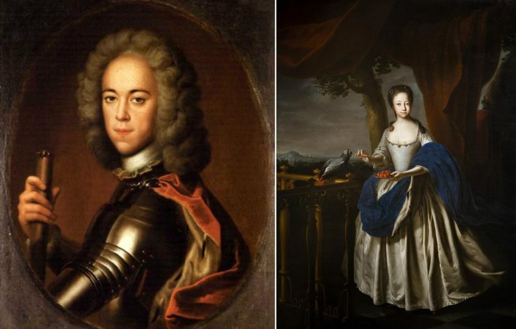 Царевич Алексе́й Петро́вич (1690 - 1718) — наследник российского престола, старший сын Петра I и Евдокии Лопухиной.  Был женат на принцессе Шарлотте Кристине Софии Брауншвейг-Вольфенбюттельской. Дети — Наталья и Пётр.