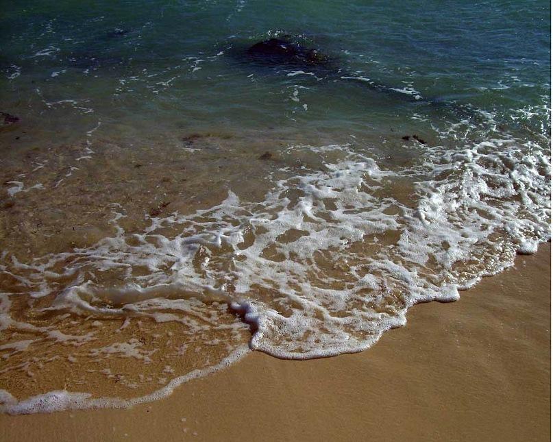 """Средиземноморские золото-песчаные пляжи... Несмотря на явную легендарность образа """"Элизиума"""", с ним соотносятся вполне реальные географические объекты Средиземного моря и Атлантического океана."""