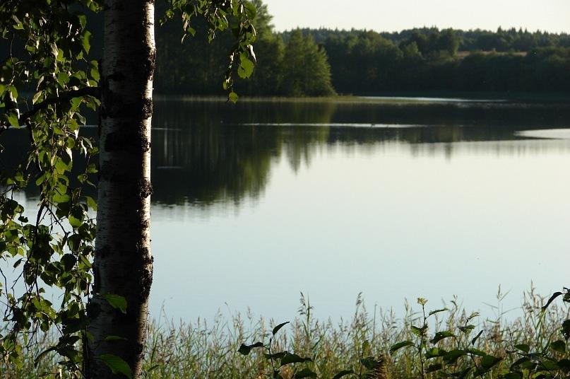 Ах, Масельга: озеро - природное-первородное...