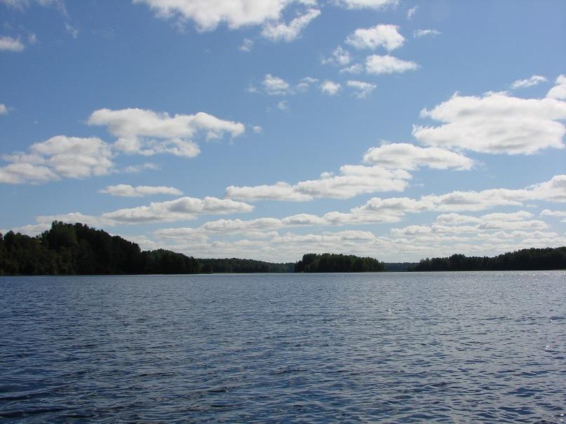 Ах, озеро Масельга, как мы здесь были счастливы...