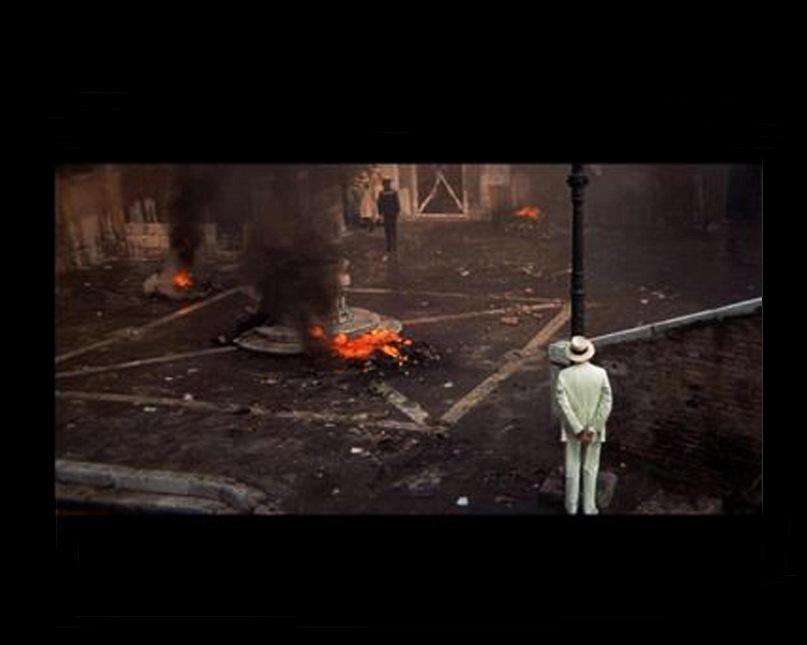 """""""Немыслимое, чудовищное"""" преследование Красоты на венецианских """"уличках, где крадучись бродит мерзостная гибель"""". Фильм Лукино Висконти """"Смерть в Венеции""""."""
