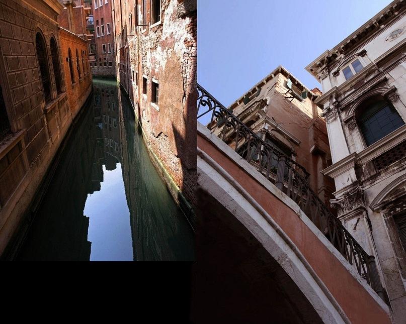 """Венецианские """"недра"""", завершающие черную миссию ПАЛАЧА, расправляющегося со своей ЖЕРТВОЙ."""
