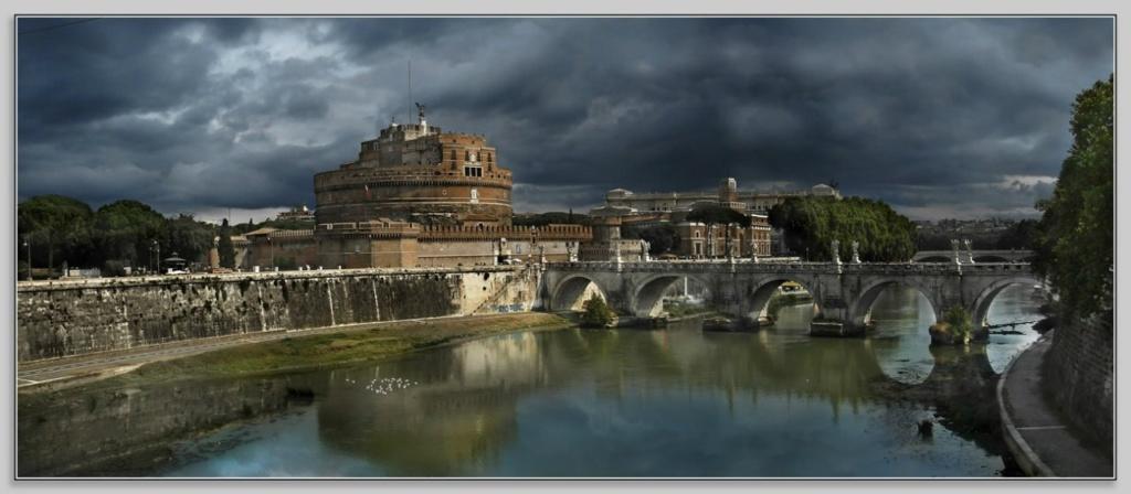 Папский Рим...
