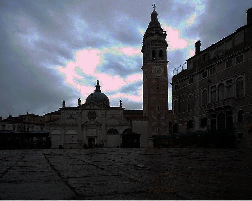Прощание с Венецией, что сделав свое дело, навсегда уходит из жизни главного героя новеллы Томаса Манна - профессора Ашенбаха.
